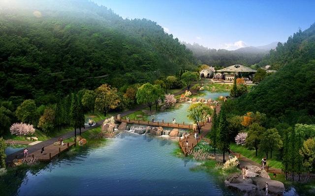 石林旅游度假村來我公司采購中水處理設備