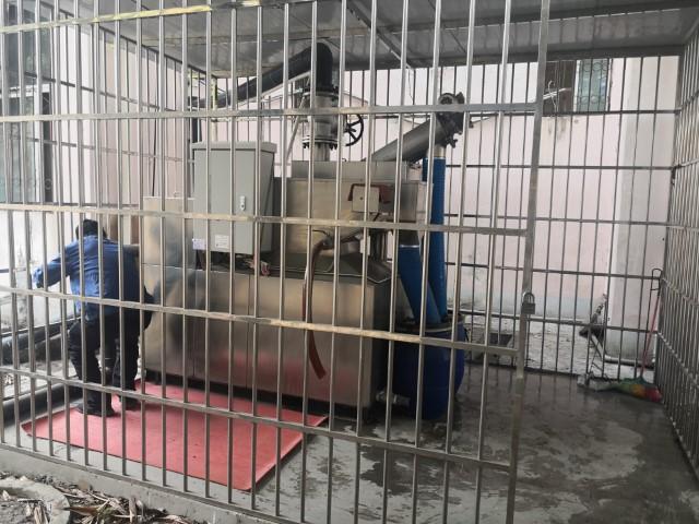 溪洛渡電站隔油提升設備定期再巡檢