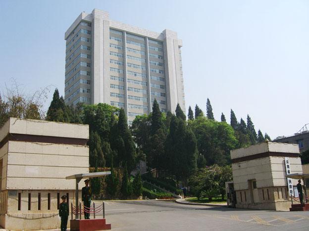 云南省政府辦公區污提設備改造