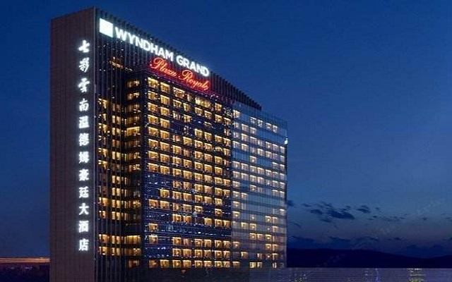 昆明南亞風情園房地產開發有限公司溫德姆酒店再次購進我公司設備