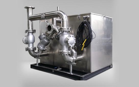 TJWT3地下卫生间一体化污水提升设备